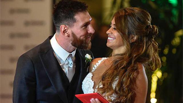 Najbolji nogometaš svijeta Messi oženio svoju prvu ljubav